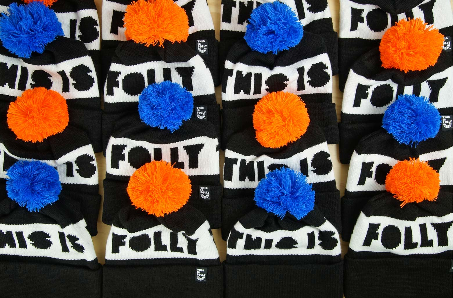 Folly Days Promotional Hats