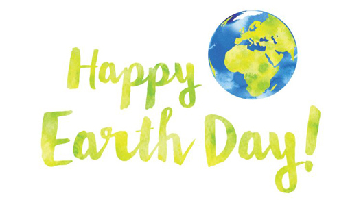 Happy Earth Day - 2015
