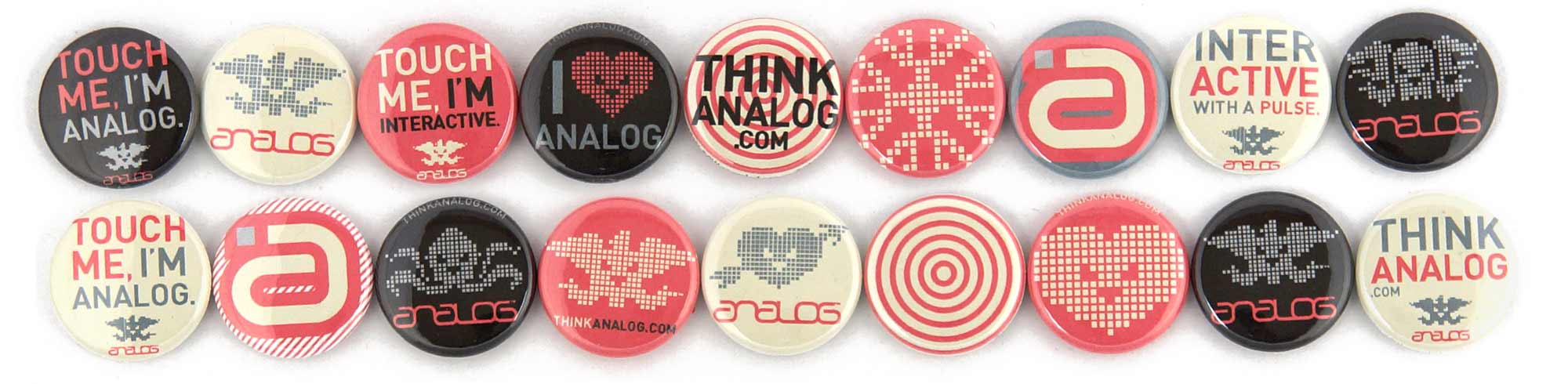Analog Buttons