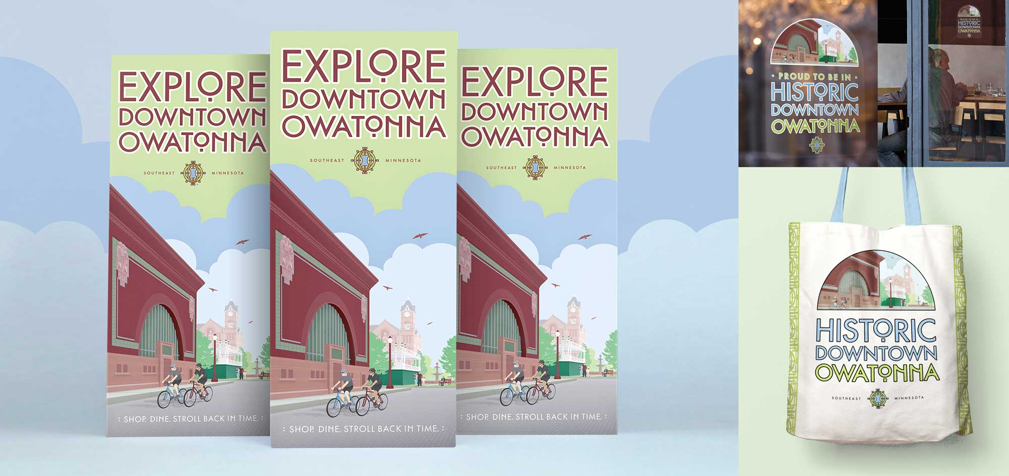 Historic Downtown Owatonna - Marketing & Promotion