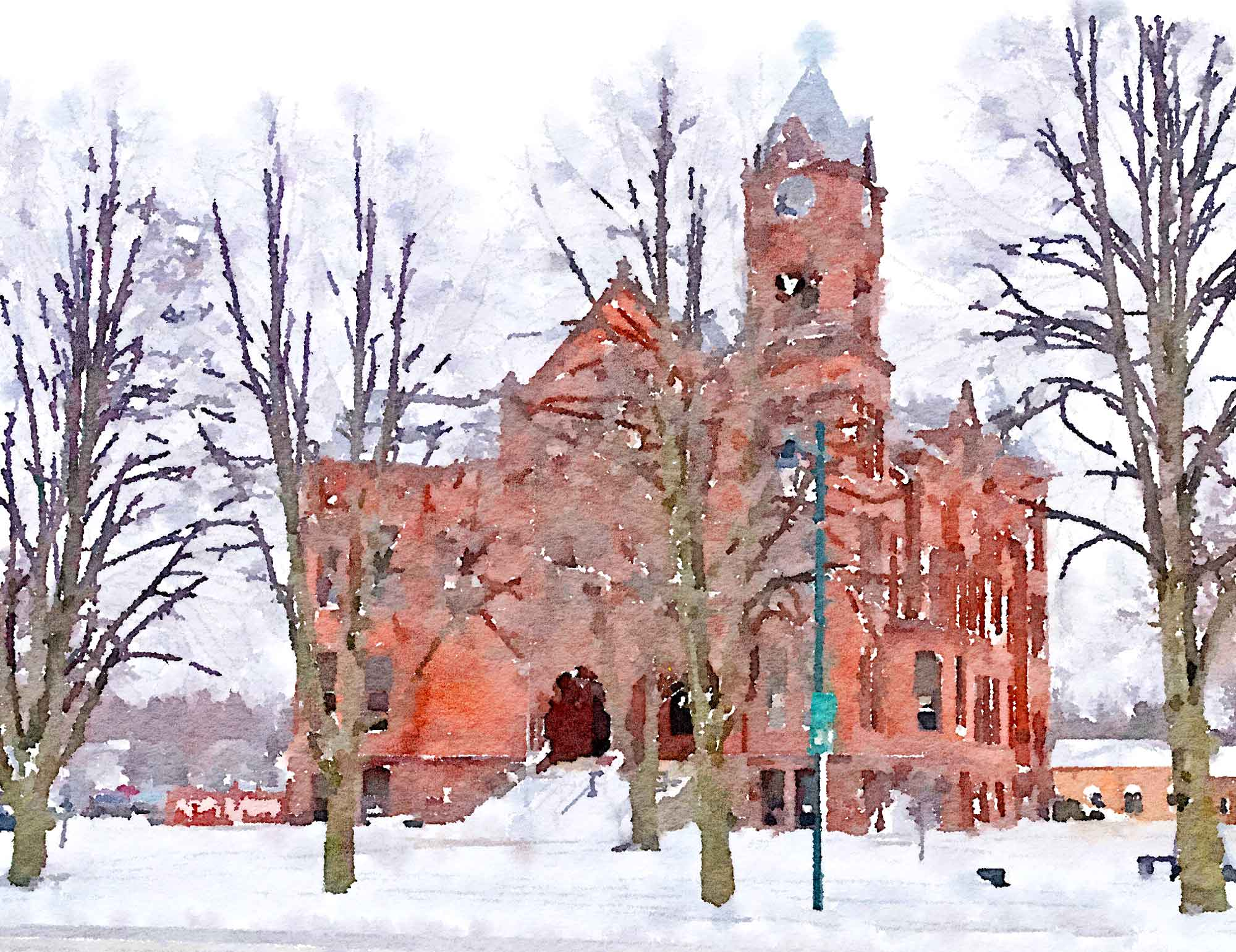 Historic Owatonna - Courthouse