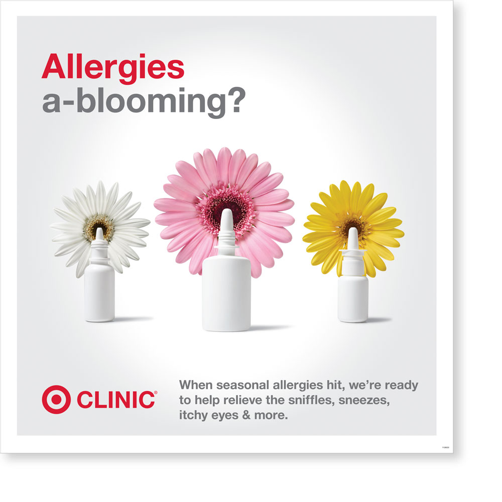 Lobby Poster Allergies