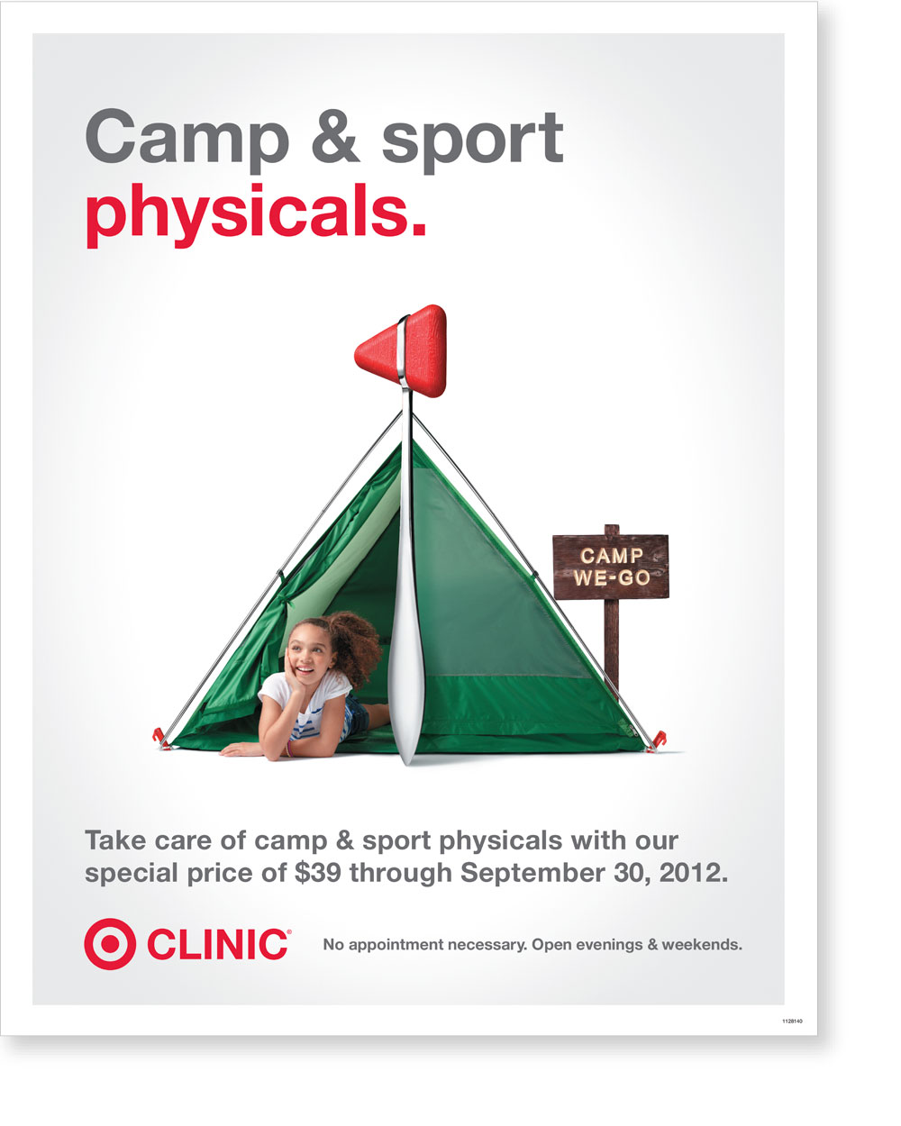 Target Clinic Stanchion Physicals