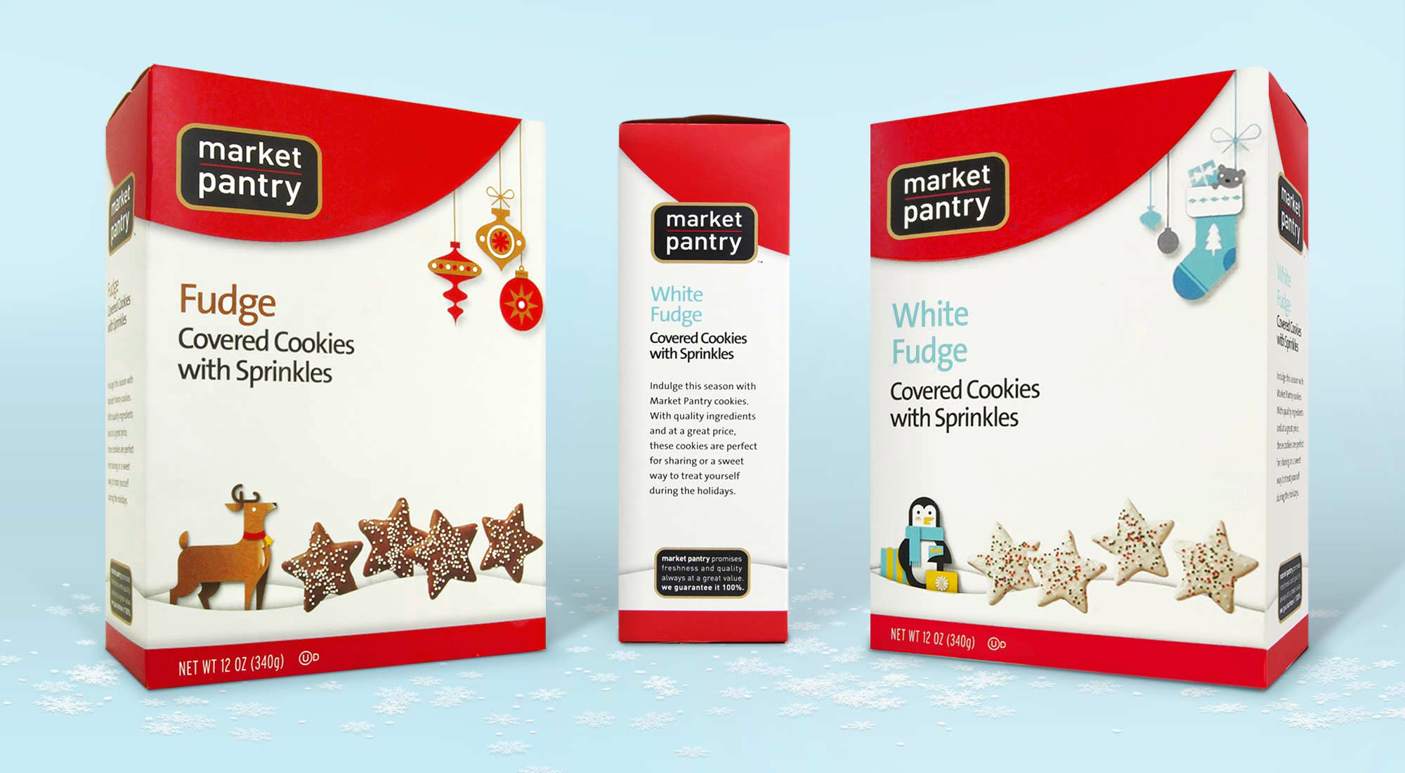 Market Pantry Holiday Cookie Package