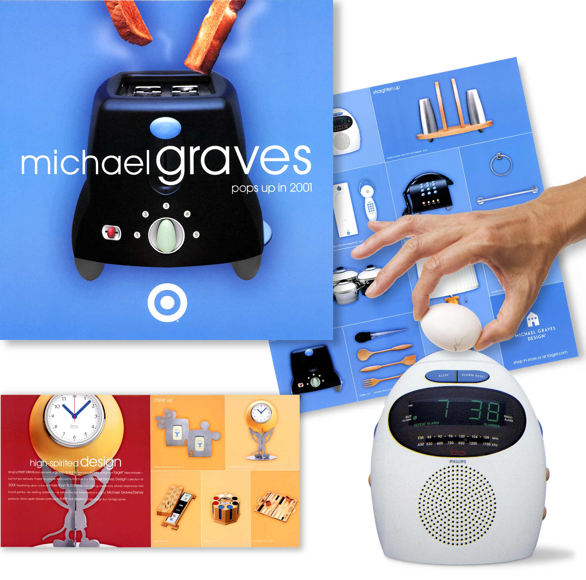 Michael Graves Direct Mail